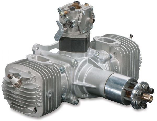 DLE-120 Two-Stroke Petrol Engine